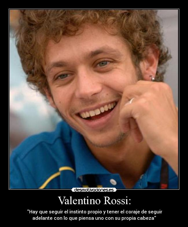 Valentino Rossi El Doctor del motociclismo