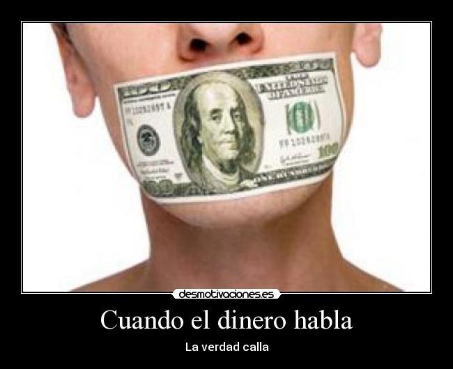 analplay el dinero habla