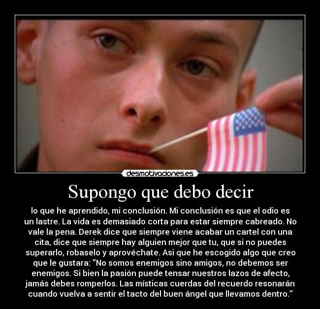dannys essay in american history x