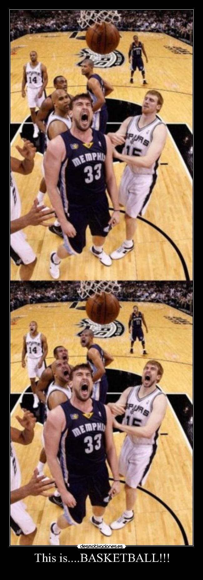 This is....BASKETBALL!!! -