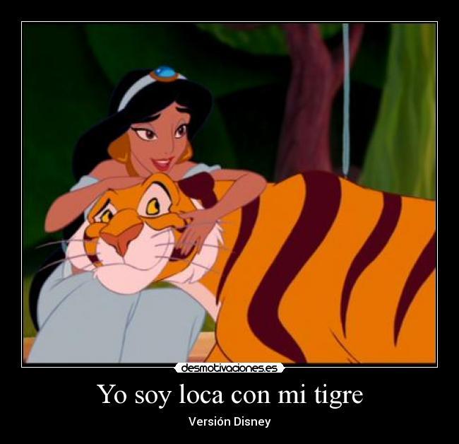 Im genes y carteles de jasmin desmotivaciones - Tigre de jasmine ...
