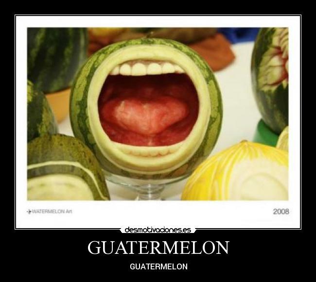GUATERMELON - GUATERMELON