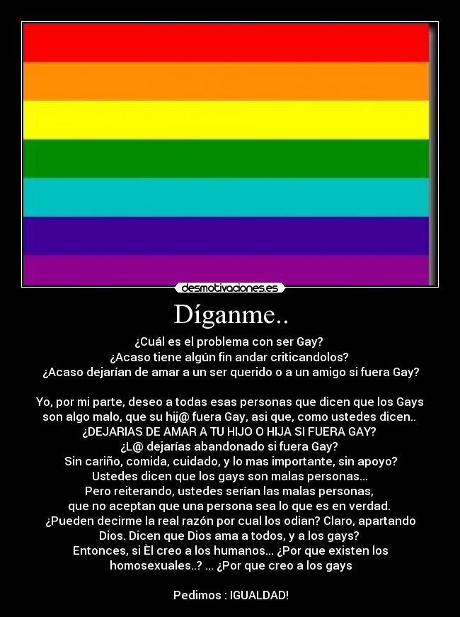 Libertad e Igualdad LGBT