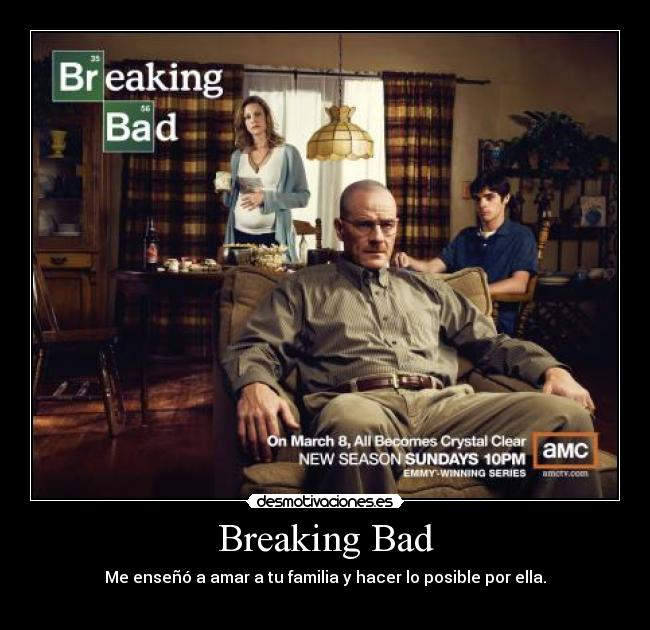 Breaking Bad Desmotivaciones