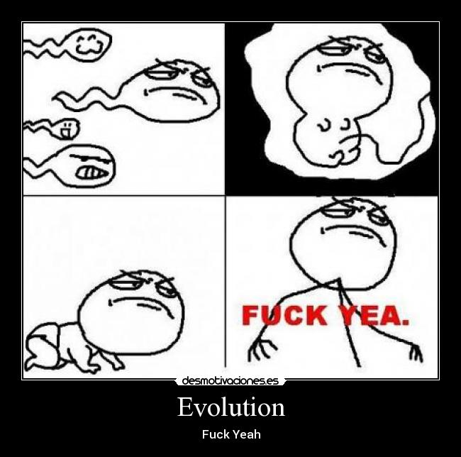 Evolution - Fuck Yeah
