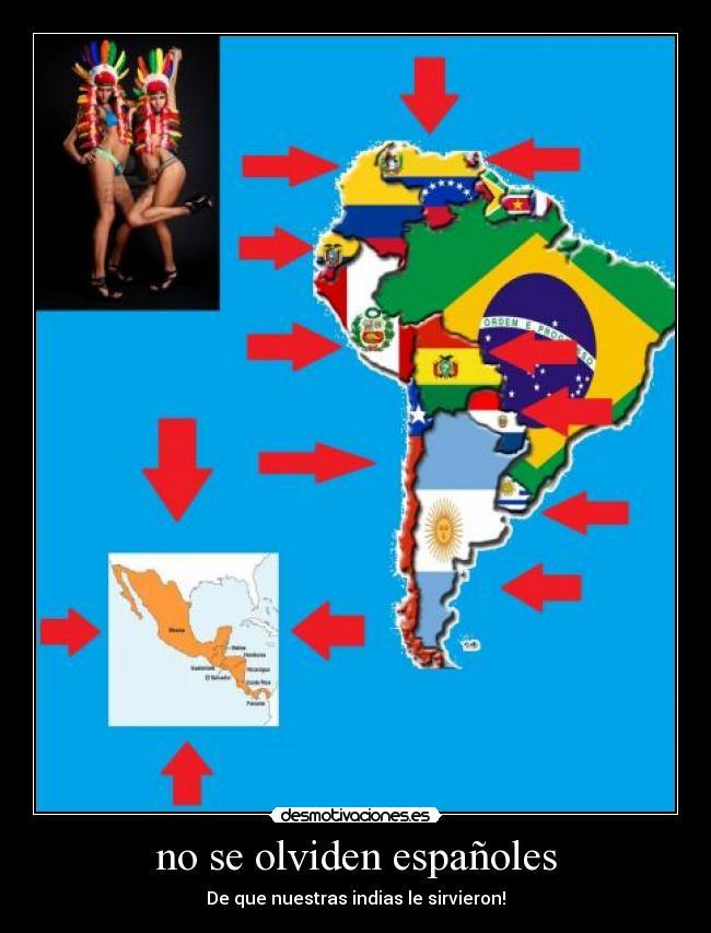 carteles colombia venezuela argentina bolivia peru chile argentina uruguay paraguay ecuador centro desmotivaciones