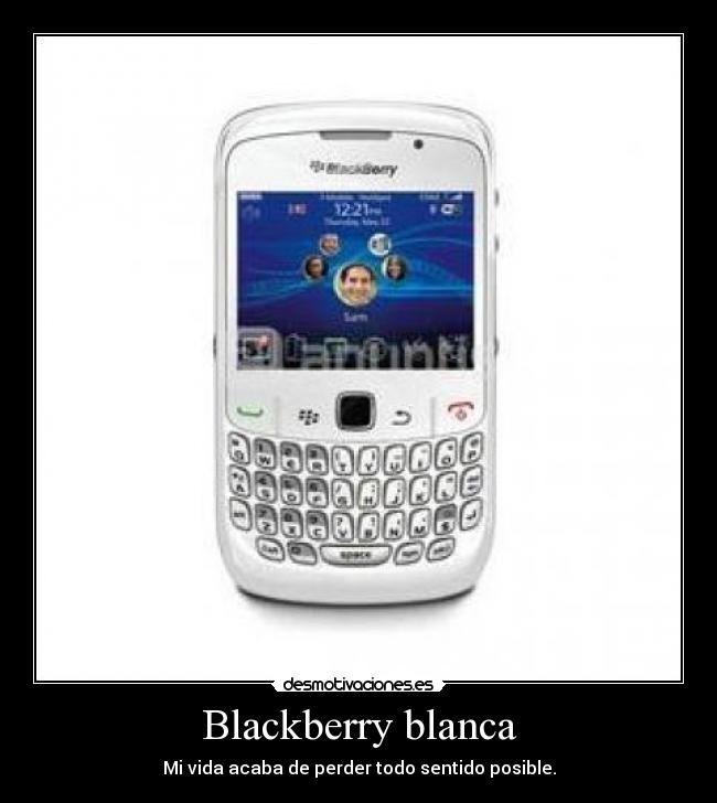 blackberry blanca