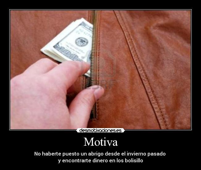 carteles bolsillo dinero desmotivaciones