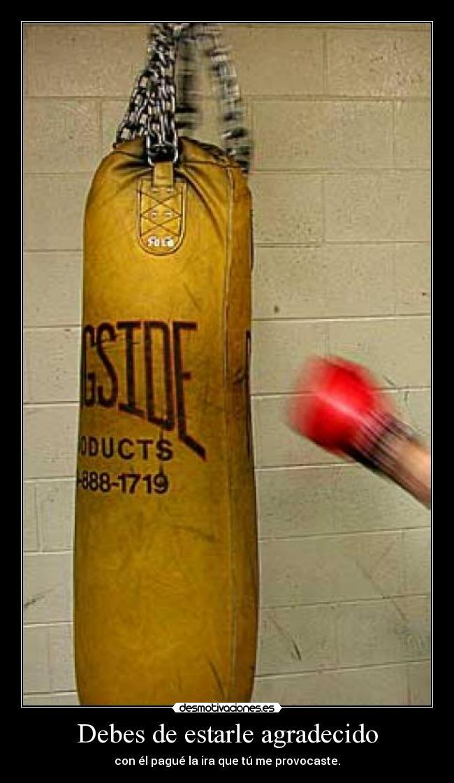 carteles boxeo desmotivaciones