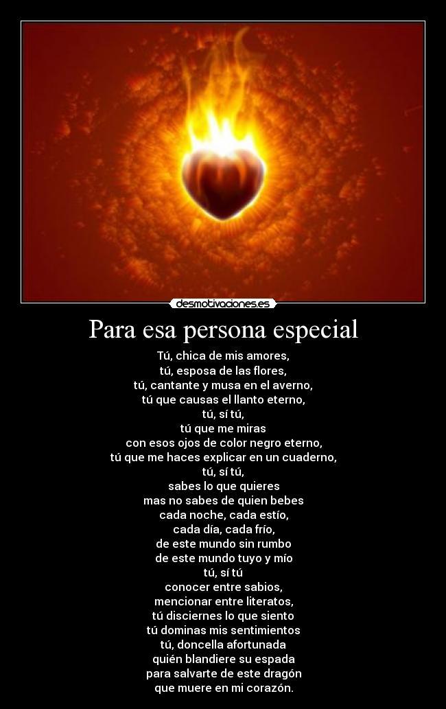 Para dedicar a una persona especial, amigo o amor. Frases