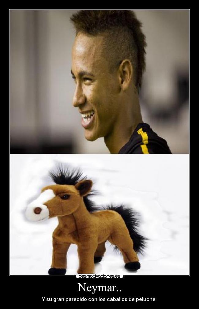Neymar.. - desmotivaciones.