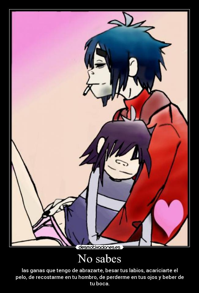 gorillaz 2d and noodle fanfiction