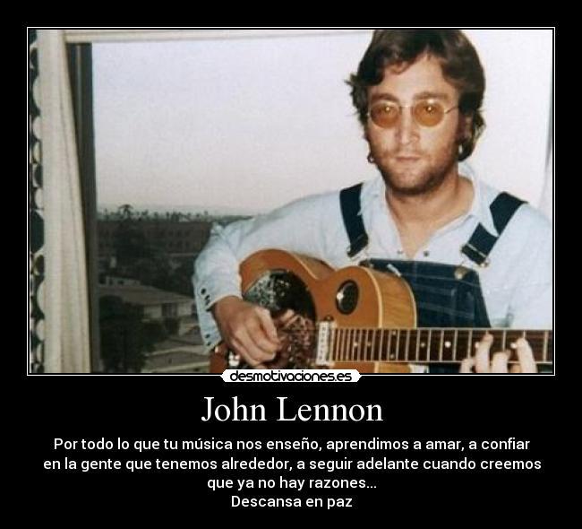 John Lennon Un Gran Filosofo
