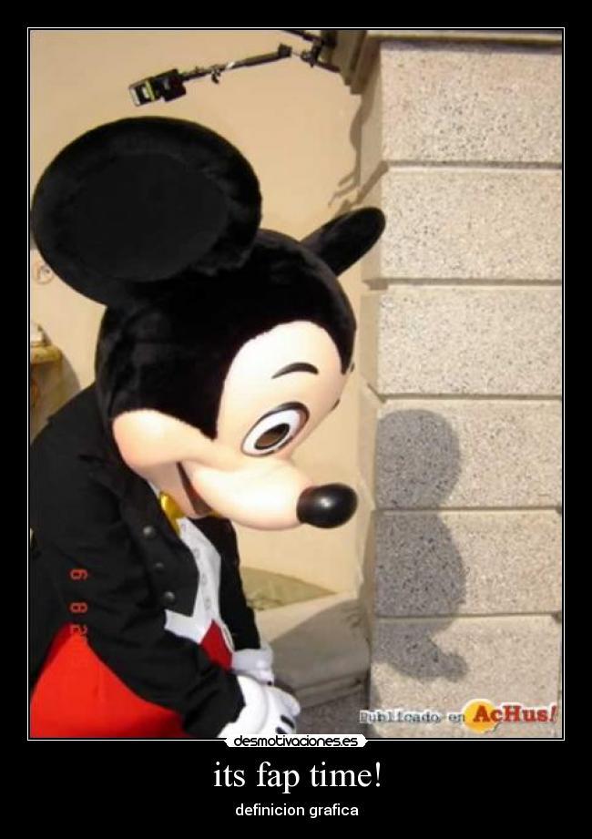 Disney para adultos! (apto)