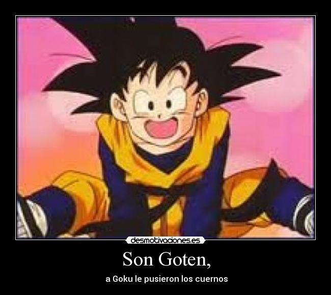 Goku Asiendo Amor Con Milk