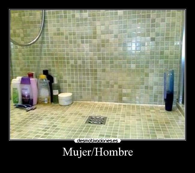 Mujer/Hombre -