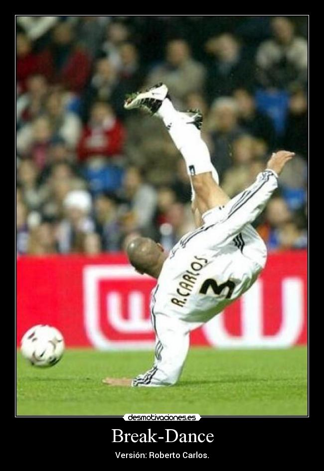 Break-Dance - Versión: Roberto Carlos.