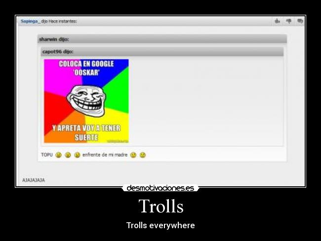 Trolls - Trolls everywhere
