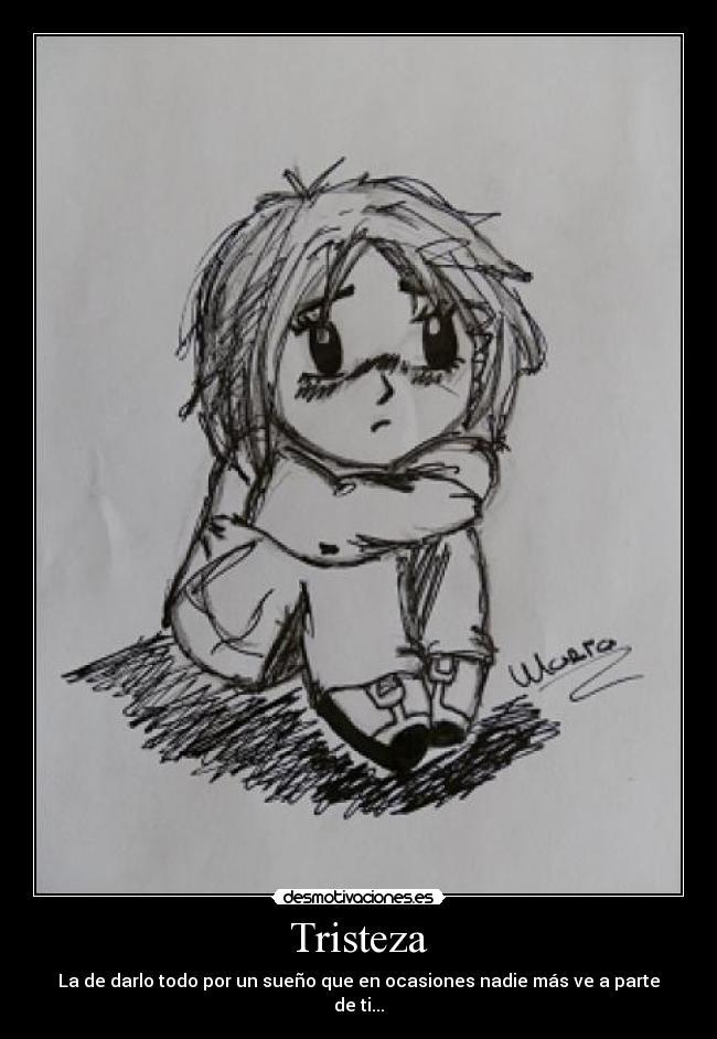 Tristeza Desmotivaciones