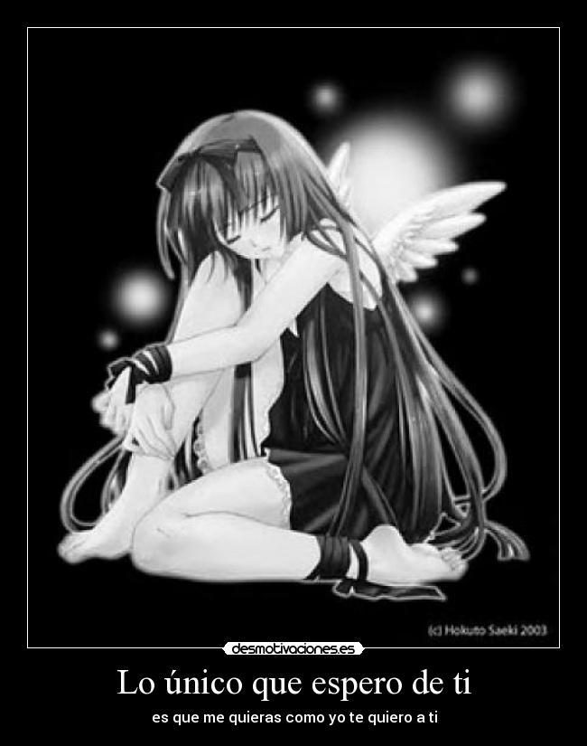 Espero Que me Quieras Como yo te Quiero Que me Quieras Como yo te