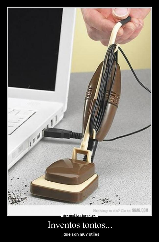 inventos tontos pero utiles