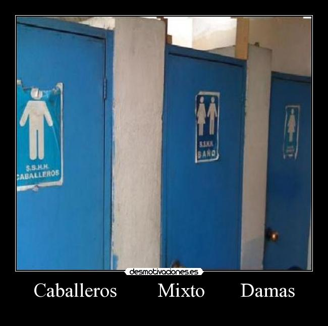 Caballeros        Mixto       Damas -