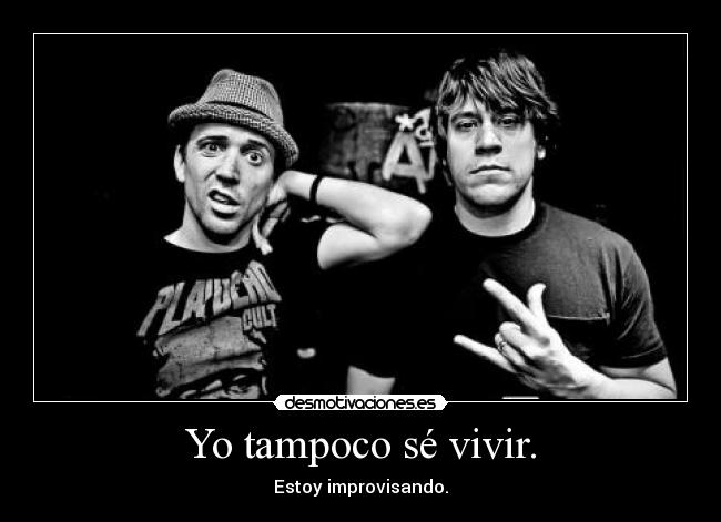 carteles billy talent desmotivaciones