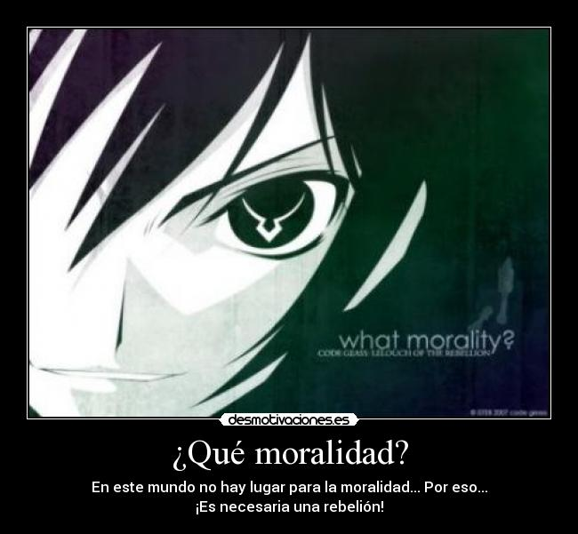 code geass motiva el mejor anime Images - Frompo