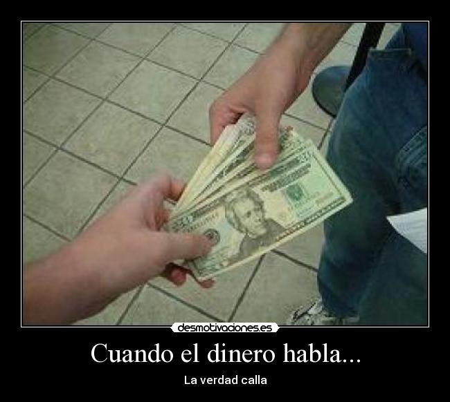 el dinero habla encontrar putas