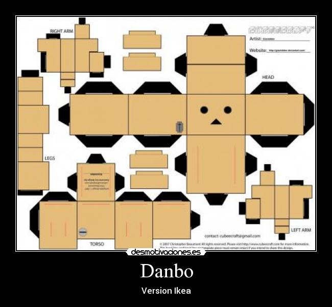 Danbo - Version Ikea