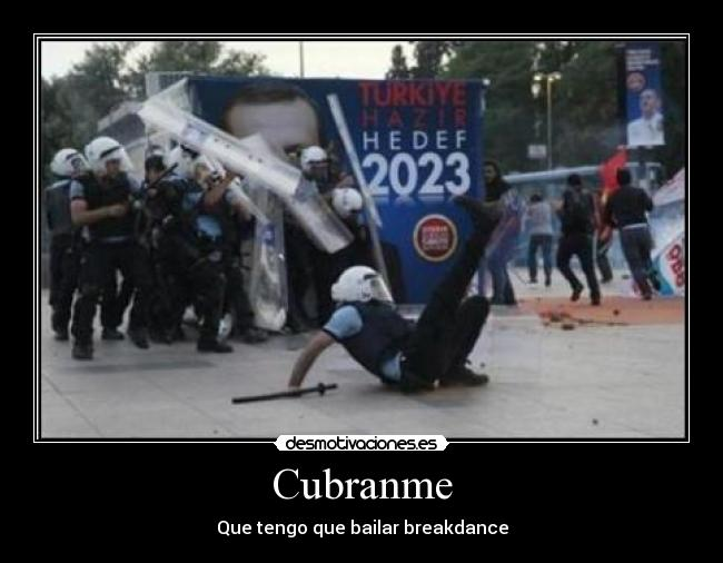 Cubranme -