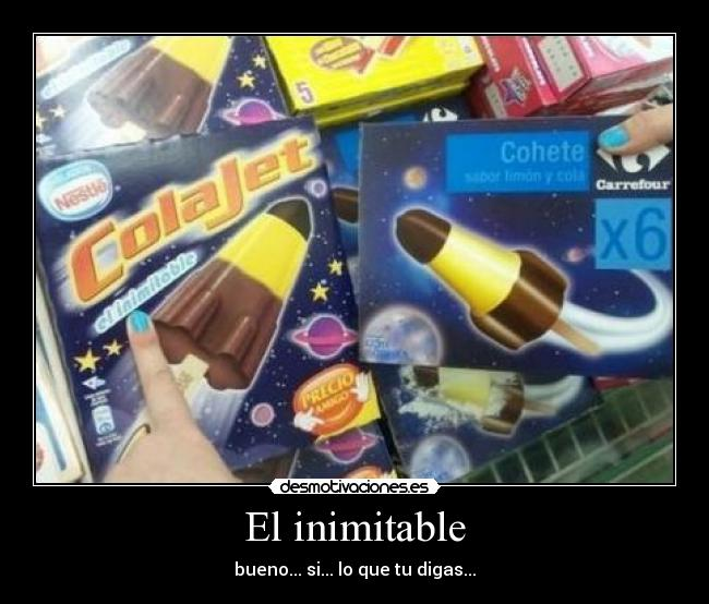 El inimitable -