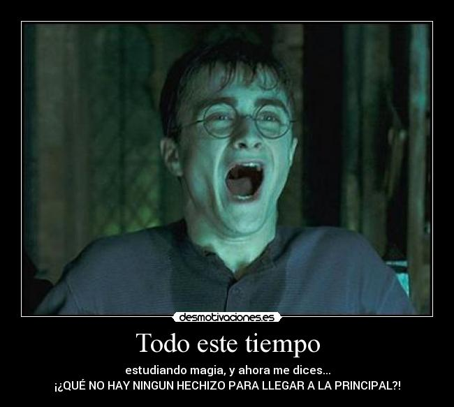 hechizo harry potter: