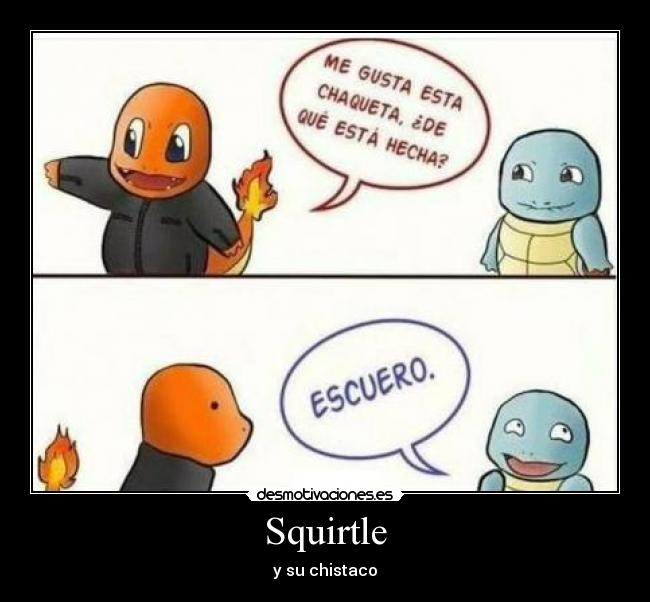 Squirtle -