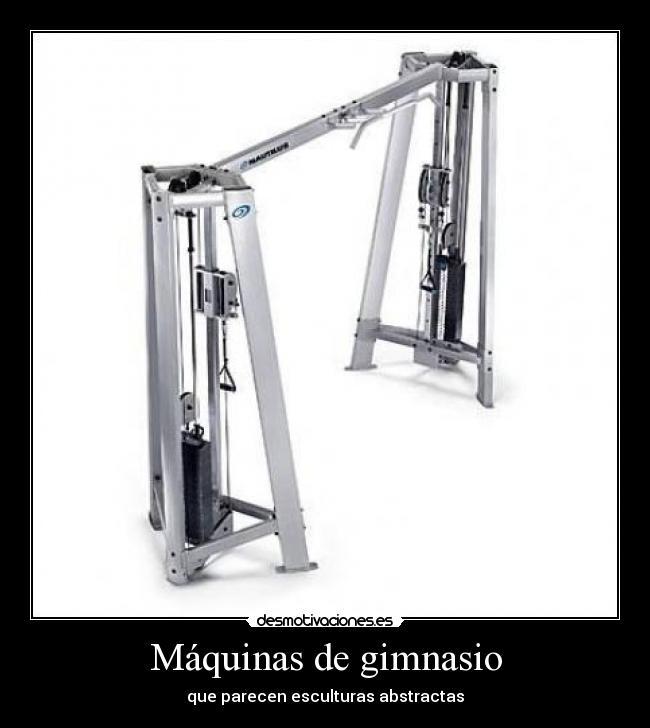 M quinas de gimnasio desmotivaciones - Fotos de maquinas de gimnasio ...