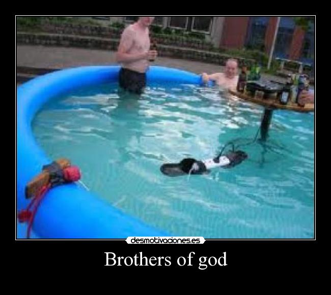 Brothers of god -