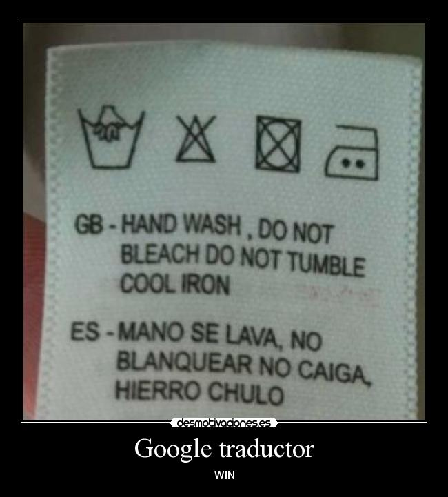 Google traductor - WIN