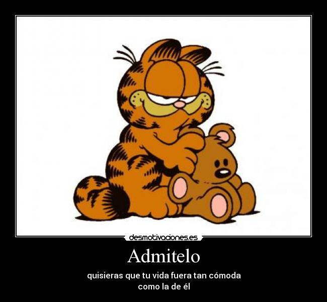 Imagenes De Garfield Con Frases De Amistad Imagui