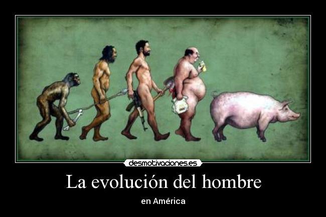 carteles evolucion desmotivaciones