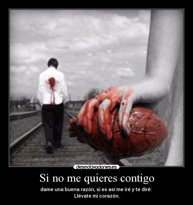 carteles amor bajarte cielo chica soledad vida asco solo alone contigo razon corazon irse desmotivaciones