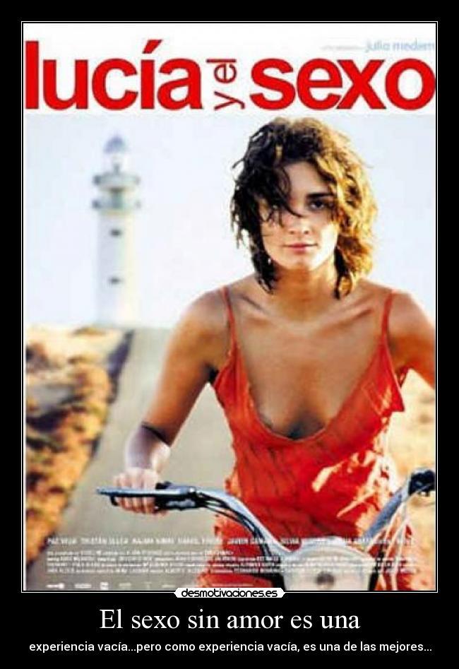 ლუსია და სექსი - LUCÍA Y EL SEXO / Люсия и секс (2001)