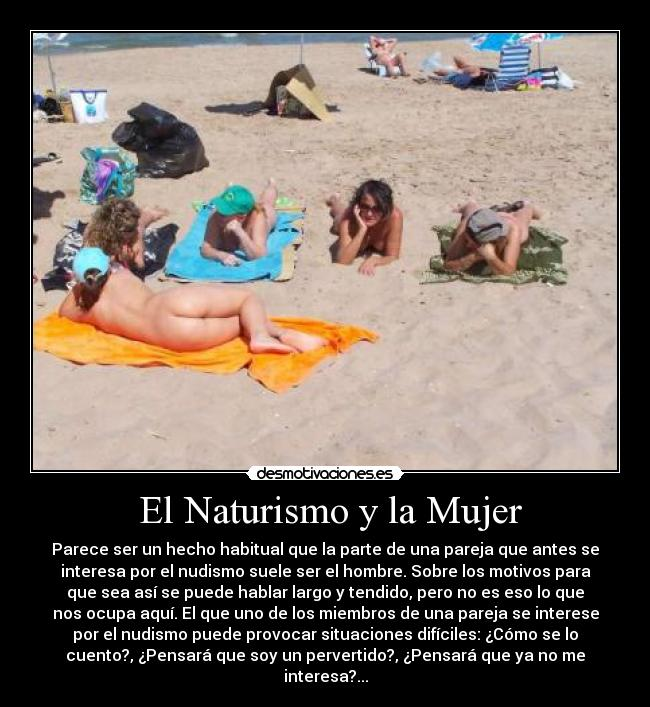 Usuario naturista desmotivaciones for Paginas de nudismo