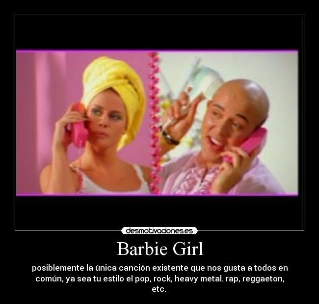 AquaBarbieGirlthe90s1804213600450 barbie girl desmotivaciones