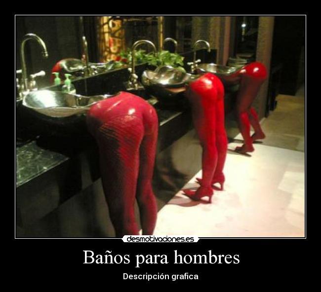 Imagen Baño Caballeros:Baños para hombres