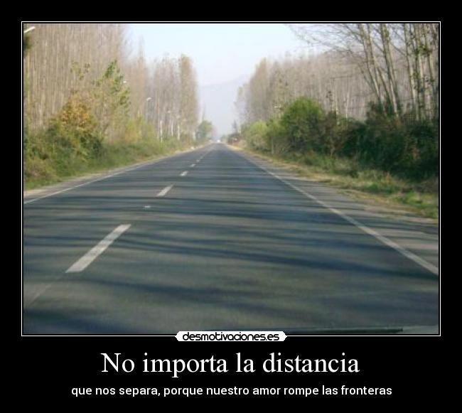 musica no importa la distancia: