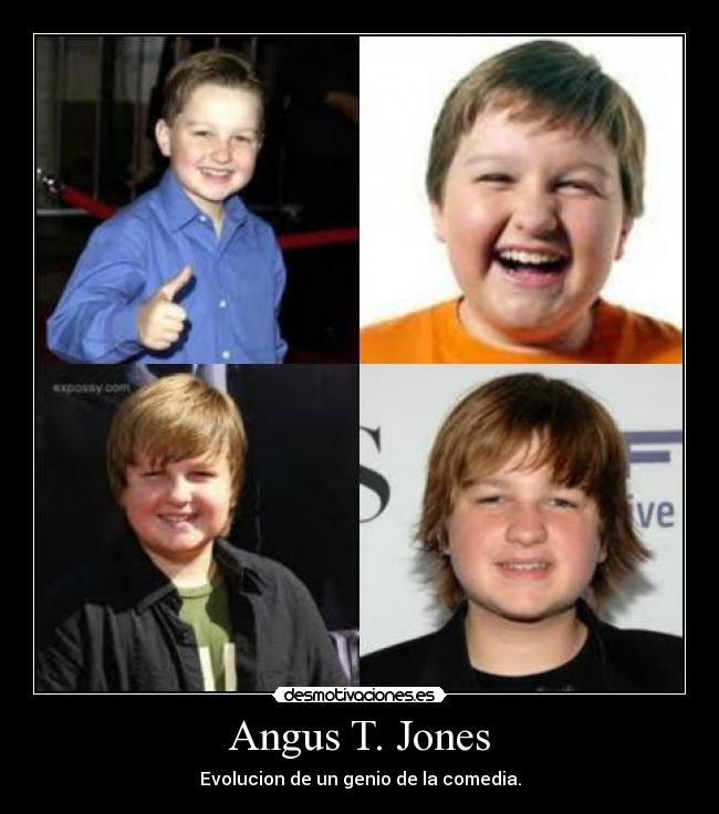 Angus T. Jones - Picture