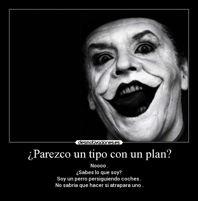 Desmotivaciones - El Joker (El Guason)