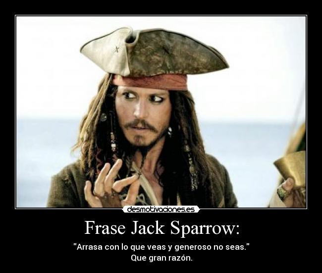 frases de jack sparrow - borrar.freeiz.com