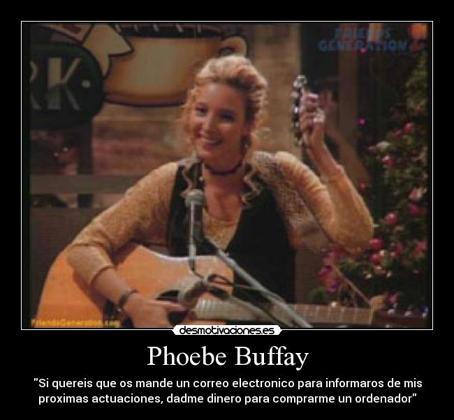 Phoebe Buffay - Wallpaper Hot