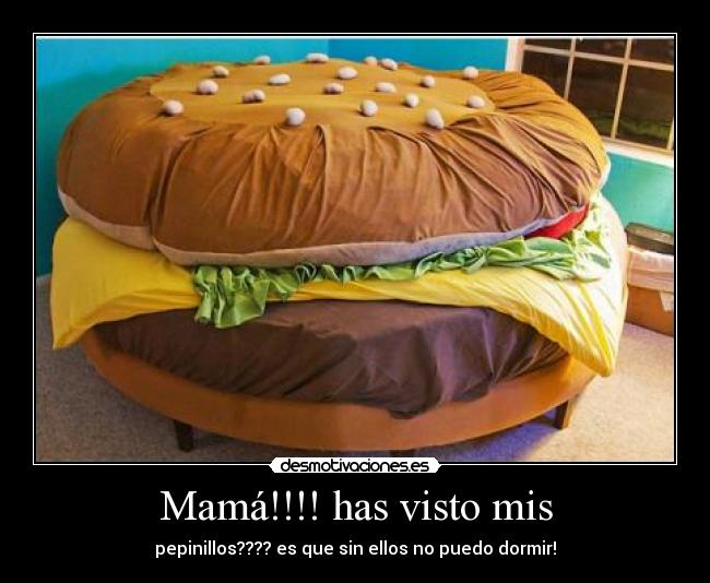 Usuario brp flink desmotivaciones for Cama hamburguesa
